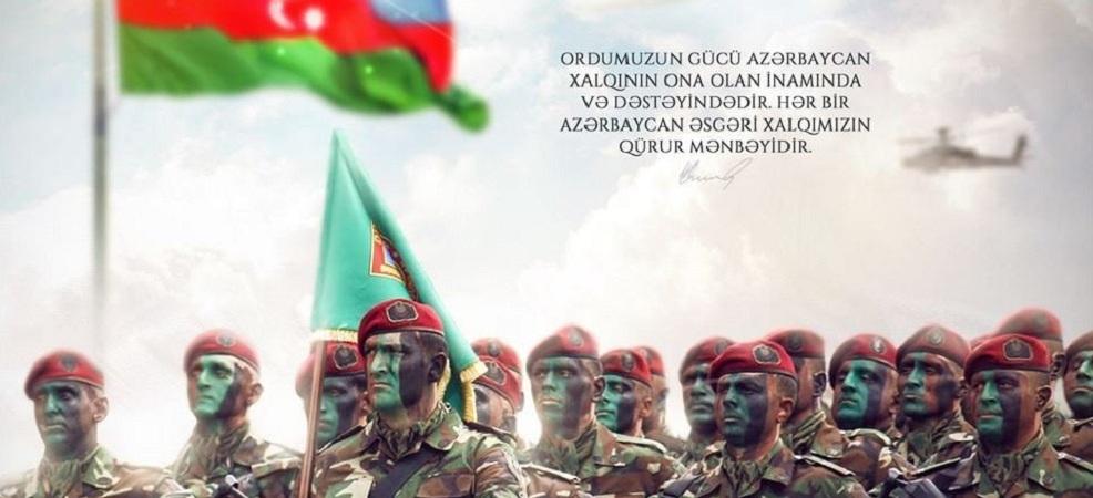 AzMİU əməkdaşları Silahlı Qüvvələrin Yardım Fonduna  24 min manat vəsait köçürdü